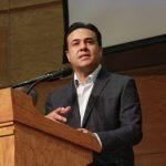 Más obras públicas en 2020 para beneficio de la ciudadanía: Luis Nava