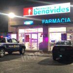 Atracan Farmacias Benavides en colonia Puerta del Sol