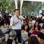 Son mujeres fortaleza del país:Mauricio Kuri