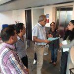 Acuerdan Tonatiuh Cervantes y León Enrique Bolaño no construir techumbre en La Esperanza