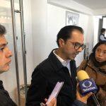 Mochila Segura, tema a tratarse en el Congreso: Michel Torres
