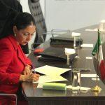 Exige Connie Herrera transparencia y rendición de cuentas de extrema obligatoriedad