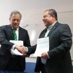 FIRMAN CONVENIO CANACINTRA Y FINANCIERA EMPRENDEDORES