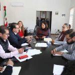 Se reúne la Presidenta de Ezequiel Montes con el titular del IQT