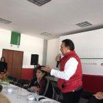 Meade Ocaranza invita a priistas a regresar a la actividad