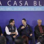 Suman esfuerzos el Gobierno del Estado y Municipio de Querétaro en apoyo a la colonia Casa Blanca