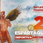 •Convoca Antorcha aEspartaqueadaDeportiva 2020