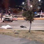 Un menor muerto y cuatro lesionados deja accidente en Paseo Constituyentes