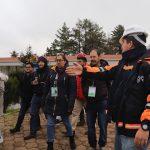 Realiza Protección Civil Universitaria simulacroen Campus Amealco