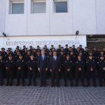 Seguridad en Querétaro, gracias a la excelencia de nuestros policías: Luis Nava