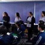 """Inauguran biblioteca en la Secundaria General """"Epigmenio González"""""""