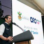 Gobernador anuncia 57 millones de pesos para mejora la calidad de vida en Álamos III Sección