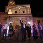 Inaugura Luis Nava el Festival de la Ciudad Querétaro Maxei 2019