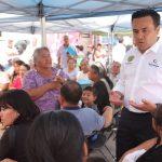 Alcalde en tu Calle atiende a más de 500 personas en la Delegación Carrillo Puerto
