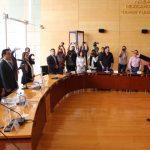 Protesta nuevo Magistrado del Tribunal de Responsabilidades Administrativas