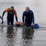 Rescatan cuerpo de joven ahogado en Cumbres del Lago