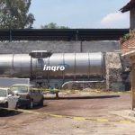 Encuentran tanque con 20 mil litros de hidrocarburo en San Pedro Mártir