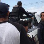 Agreden a Policías en Col. Francisco Javier Mina