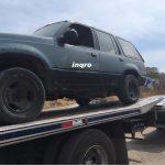 Detienen a 4 por robo de vehículos en San José el Alto