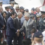 Asiste el Gobernador a la inauguración de la Feria Aeroespacial México 2019