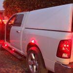 Fuga de tanque de gas provoca incendio en Lomas de Casa Blanca