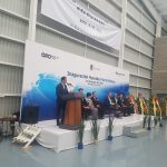 Gobernador inaugura planta Hyunbo México