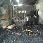 Se incendió bodega en SRJ