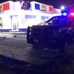 Sujetos intentan robar cajero automático en tienda Asturiano de Villa de Santiago