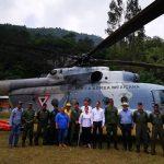 Gobernador garantiza apoyo para apagar incendio en la Sierra Gorda