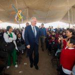 El Marqués apoya a 3 mil 200 jóvenes con transporte escolar