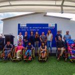 DIF de El Marqués entregó aparatos ortopédicos a niños con discapacidad