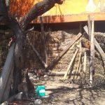 Atiende Protección Civil incendio de pastizal en Santa Rosa Jáuregui
