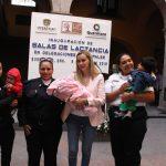 Inaugura DIF Municipal Sala de Lactancia en el Centro Histórico