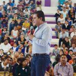 Antonio Mejía Lira entregó 434 becas con una inversión de $598,920.00