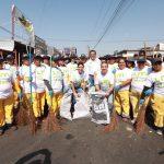 "Municipio de Querétaro apoya la campaña ""Limpiemos Mexico"""