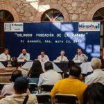 Concluye de manera exitosa Coloquio sobre la fundación de La Cañada