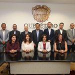 Municipio, INFOQRO e IEEQ firman convenio en materia de participación ciudadana