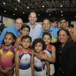Inaugura Gobernador Centro de Raqueta y Gimnasio Multiusos en el Querétaro 2000