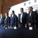 Gobernadores firman Alianza Centro Bajío