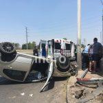 Fiscalía aclara sobre accidente