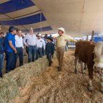 Enrique Vega inauguró el Foro Agroalimentario El Marqués 2019