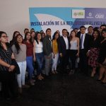 Estudiantes de 24 instituciones educativas forman la Red Estudiantil por La Paz
