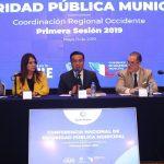Querétaro es sede de la Conferencia Nacional de Seguridad Pública Municipal de la Región Occidente