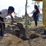 Habitantes de La Esperanza y colonias aledañas se suman a Respira Querétaro