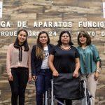 DIF El Marqués entregó aparatos ortopédicos y auditivos