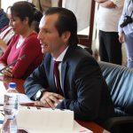 Busca Juan José Ruiz apoyar reforestación de zona siniestrada en la Sierra