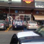 Atraco a distribuidor AT&T
