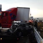 Video: Reseña del accidente en la 57