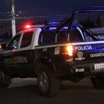 Detenido horas después de robar una camioneta. Portaba un revólver