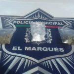Detenido en Paseos de El Marqués. Traía marihuana y cristal